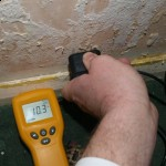 Electronic moisture meter how to use