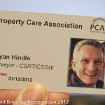Property Care Association launch official CPD scheme – hurray!