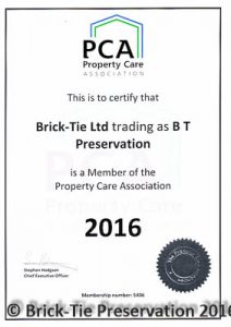 BT Preservation property care association award winners
