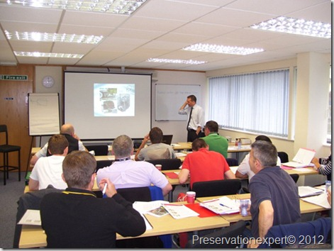 Waterproofing surveyors study Health & Safety at the PCA