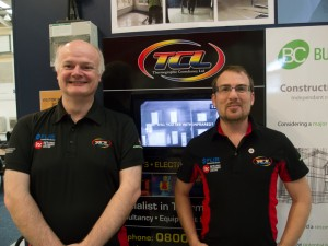TCL Thermography with Stuart and Kevin