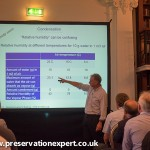 Damp in old houses and damp in new ones too – the Safeguard Conference